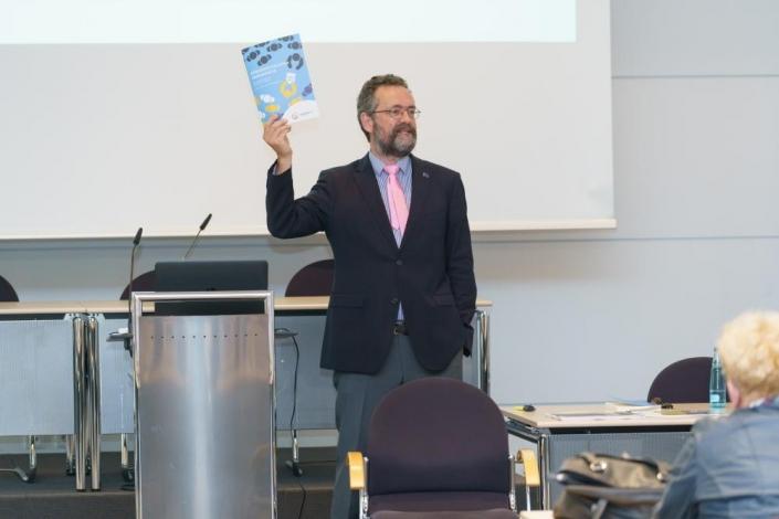 Prof. Dr. Heußner referierte über Modelle der Bürgerbeteiligung