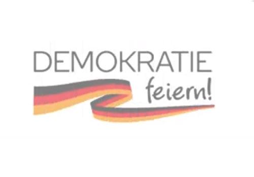 Demokratie feriern